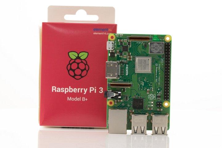 NIEUW: Bestel alles voor uw Raspberry Pi 3 model B+