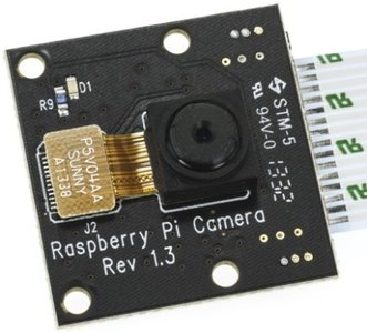 Infrarood camera Raspberry Pi