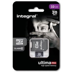 Integral Micro SD 32GB class10