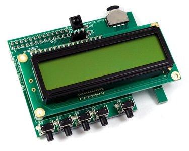 Raspberry Pi control & display