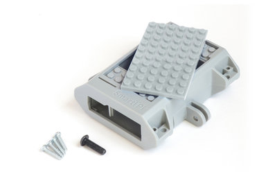 Lego behuizing Raspberry Pi model B+ en 2 model B