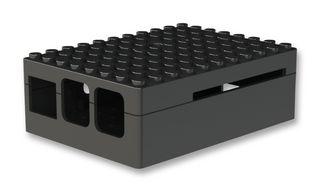 PI- Blox behuizing LEGO voor PI B+, PI 2 en PI 3 zwart